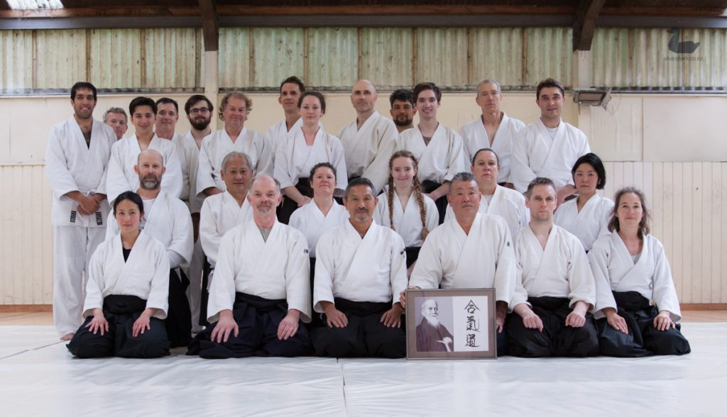 Aikido-grading-May-2017