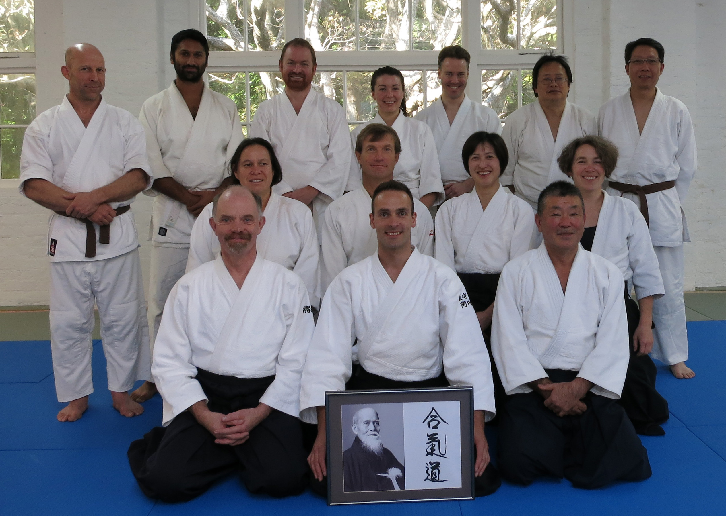 [image] Aaron's seminar May 2013.