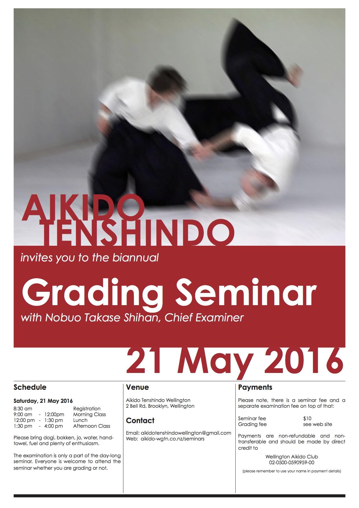 Grading - May 2016